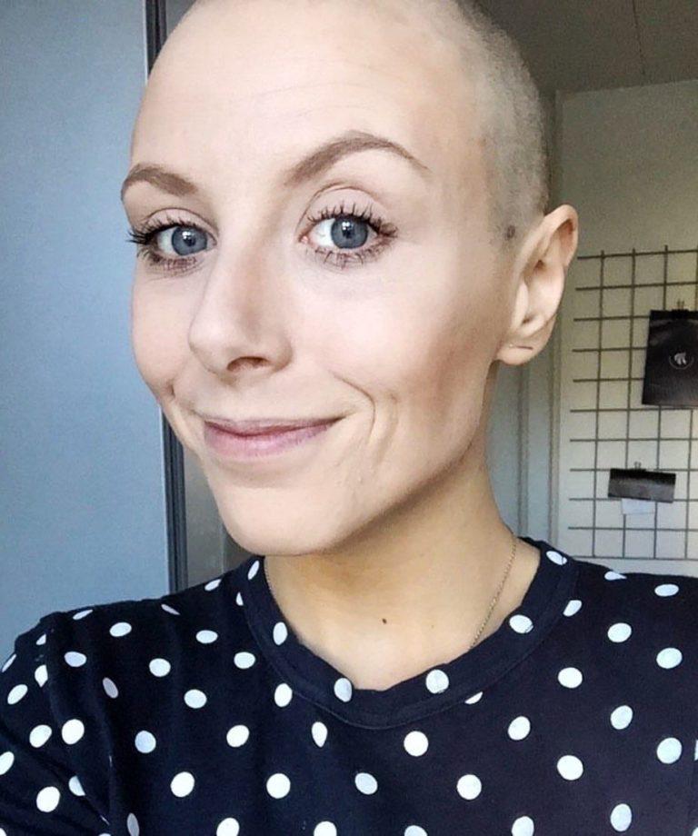 livmoderhalskræft beretning og erfaring