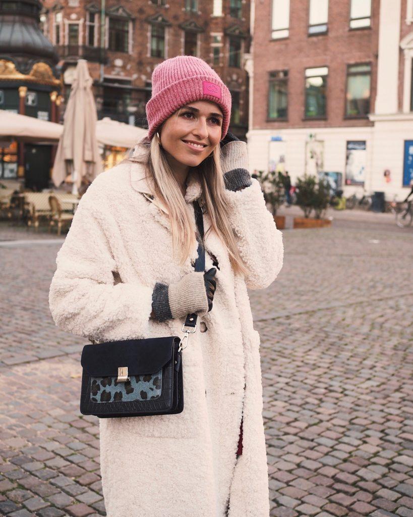 Co'Couture Morgan Fur Coat