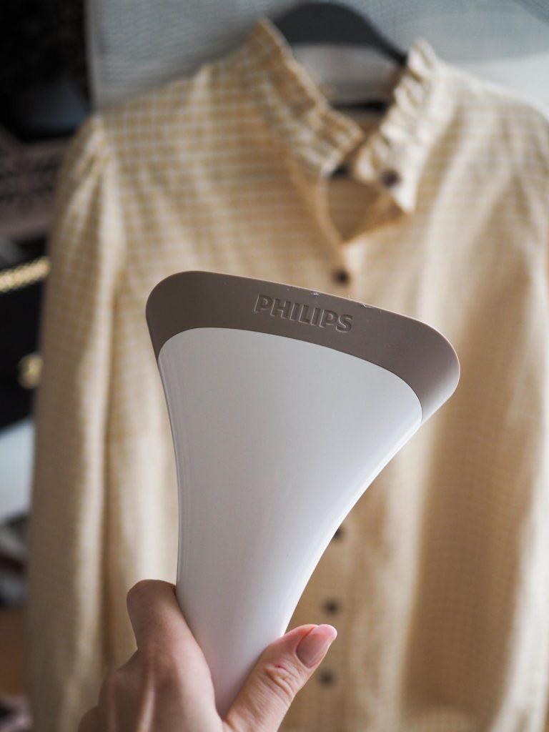Philips EasyTouch Plus tøjsteamer anmeldelse