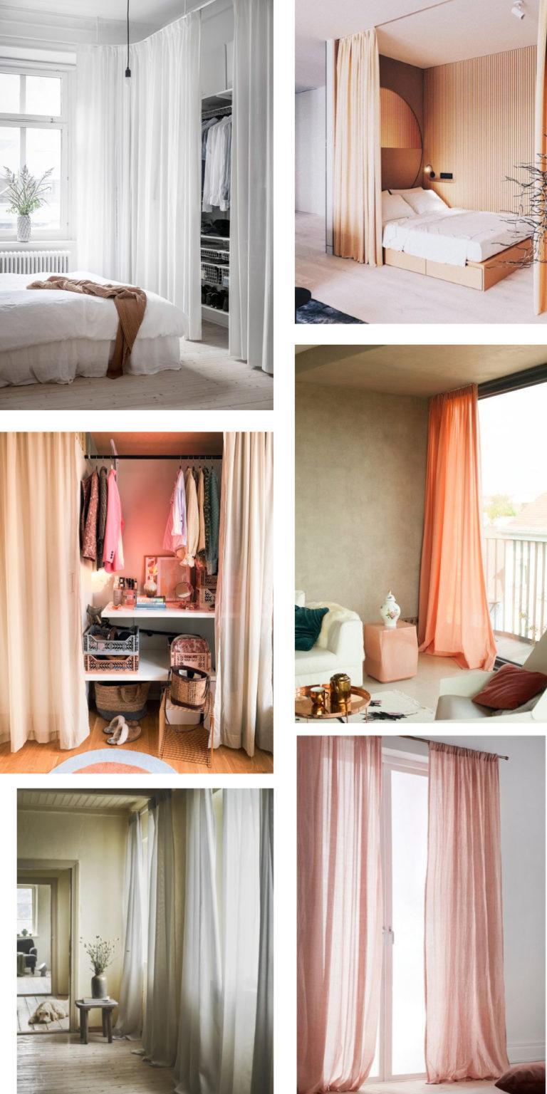 Bolig makeover: Nye gardiner til vores lejlighed 6