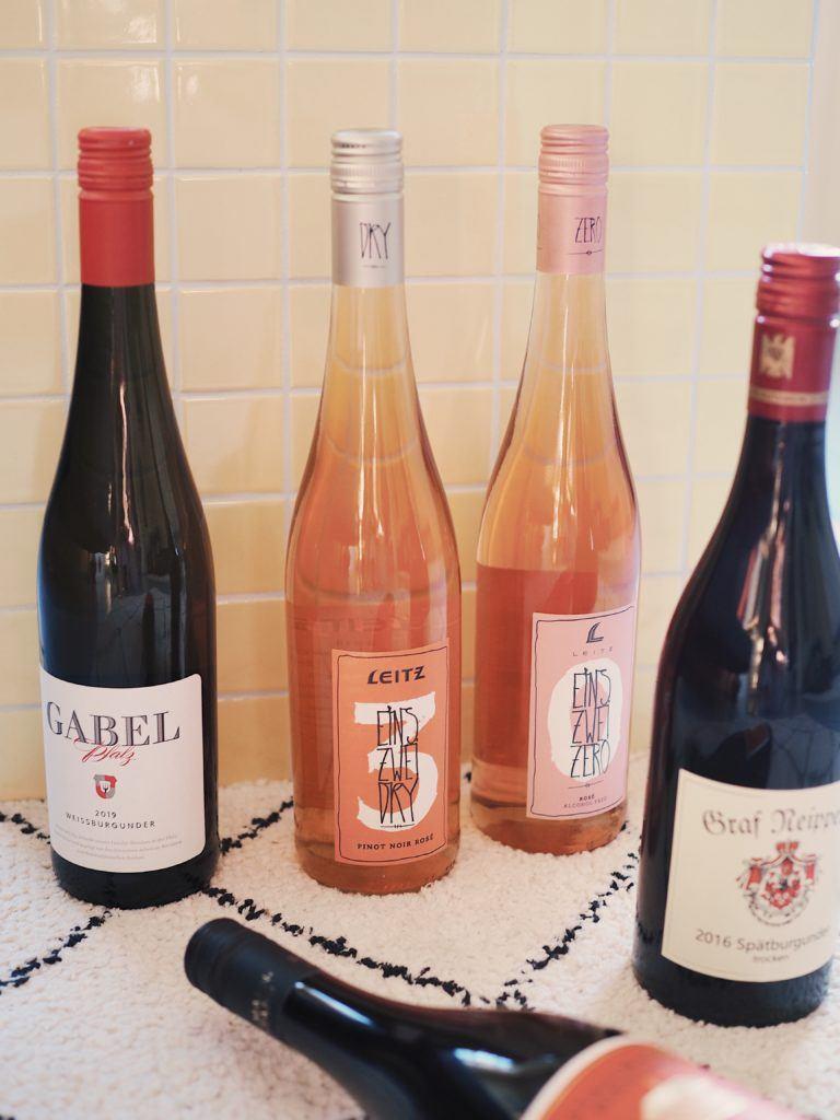 Tysk vin for begyndere