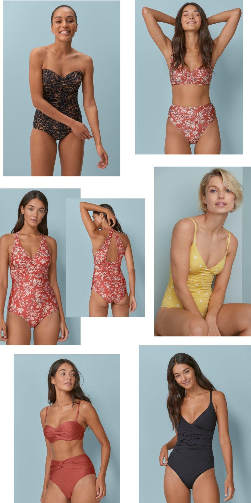 6 flatterende badedragter og bikinier, jeg godt gad gå sommeren i møde i 1