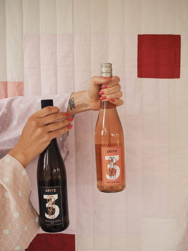 Leitz rosé pinot noir
