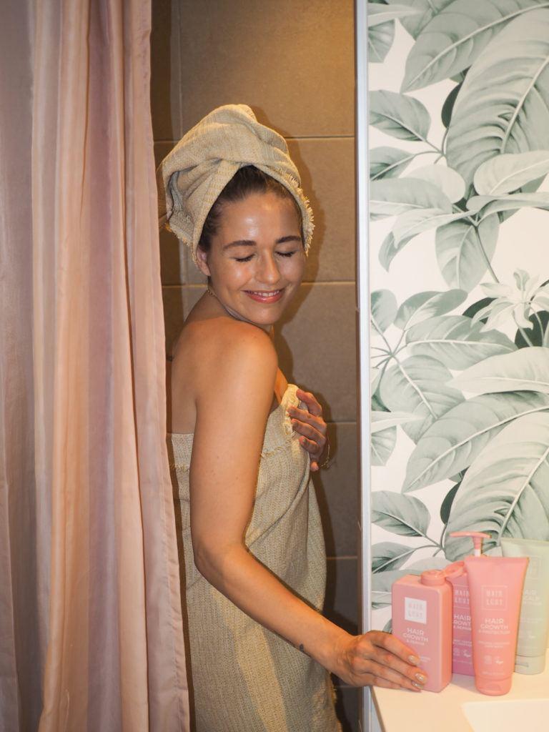 Hair Lust shampoo