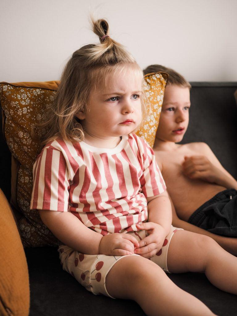 Bio-Strath dråber syge børn