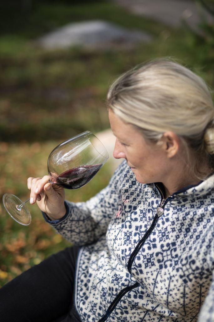 Min (vin)rejse, Thilde Maarbjergs vise ord og en længsel efter 2021 8