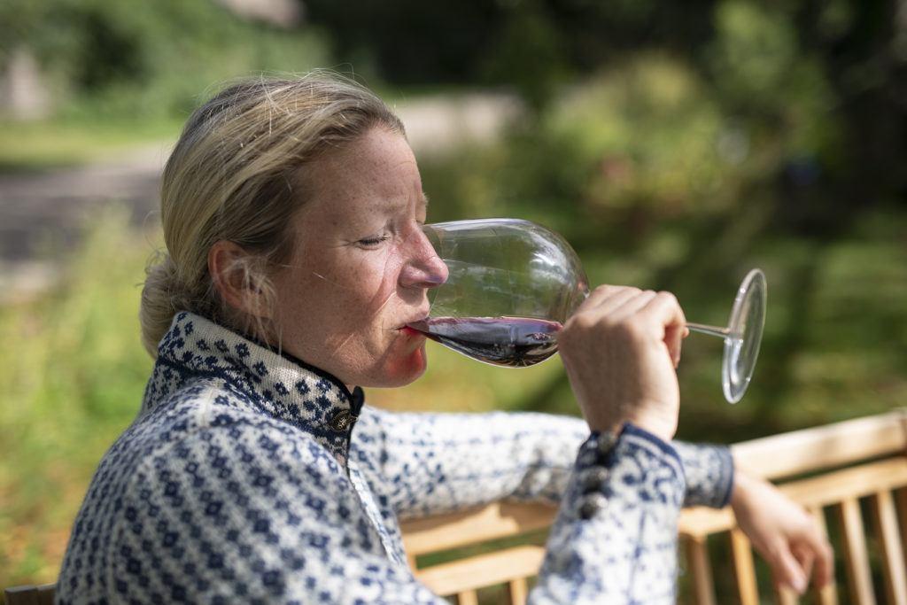 Min (vin)rejse, Thilde Maarbjergs vise ord og en længsel efter 2021 12