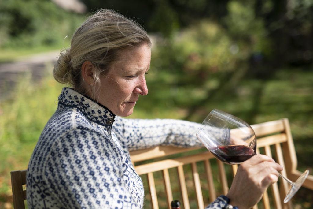 Min (vin)rejse, Thilde Maarbjergs vise ord og en længsel efter 2021 10