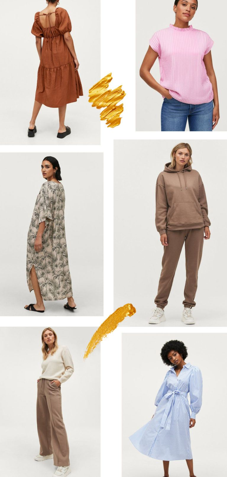 Glad for beige, kjoler jeg drømmer om og garderobestyling 8