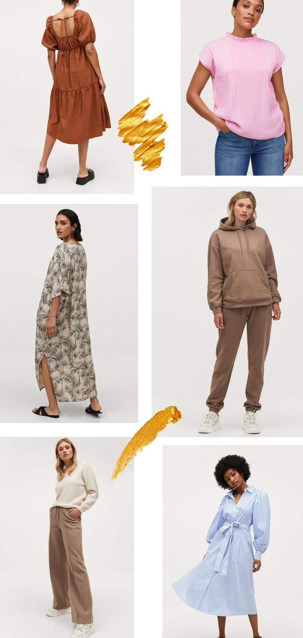Glad for beige, kjoler jeg drømmer om og garderobestyling 1